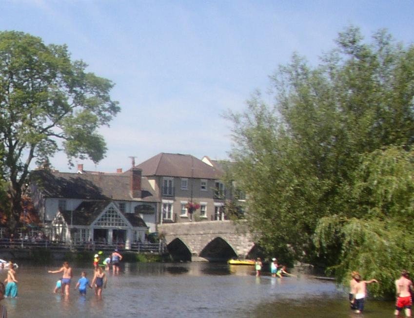 House clearance in Fordingbridge
